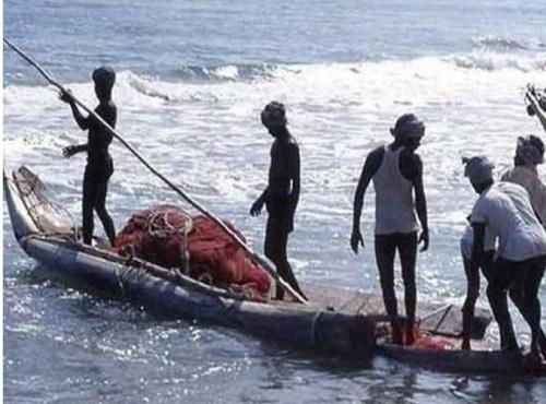 Ennore fisherman