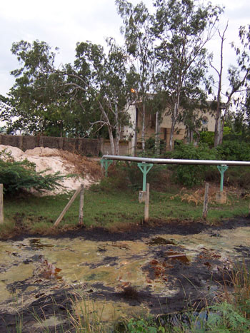 CPCL Manali polution