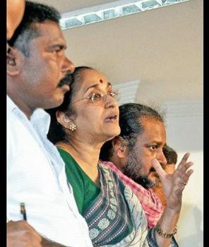 Cheyyur activists