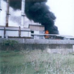 Explosion at Loyal Super Fabrics