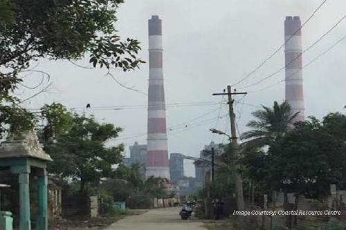 Chennai pollution