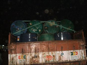 Shasun's Suspected Hazardous Wastes