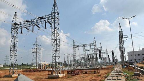 TANGEDCO power lines