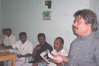 Elected representatives
