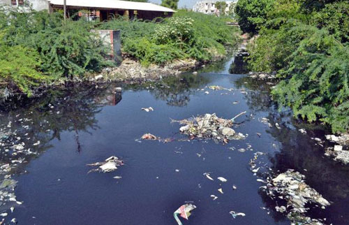 Common effluent treatment plants