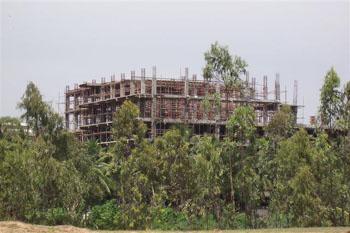 Pioneer illegal construction