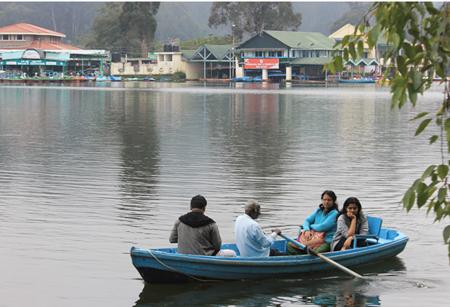 Toxic Kodai lake